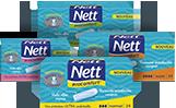 Tampons sans applicateur NETT® PROCOMFORT®